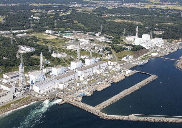 日本「福島-1」號核電站