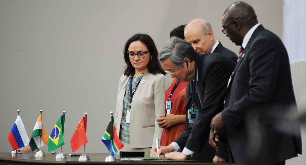 金磚國家成立開發銀行 – 2014年重大事件
