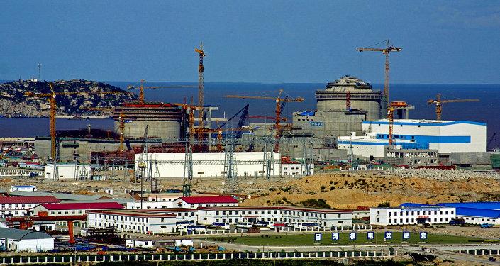 俄原子能集团开始向华供应田湾核电站4号机组所需的监测系统设备