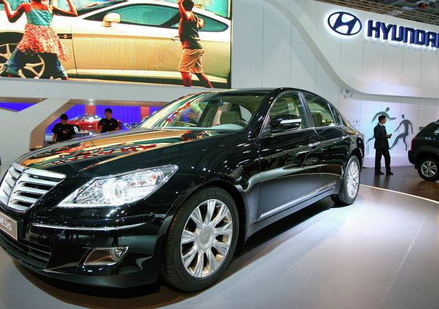 韩国现代汽车拟投资520亿美元生产电动汽车