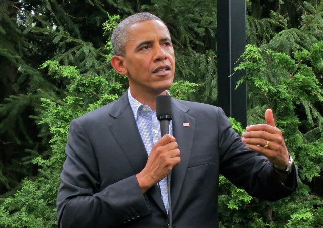 奧巴馬:俄羅斯是敘問題談判的建設性夥伴