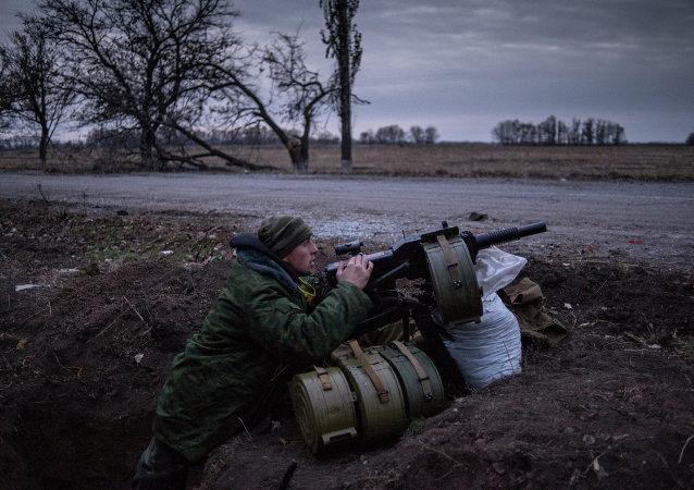 頓涅茨克人民共和國國防部:烏克蘭強力人員從南部發起進攻