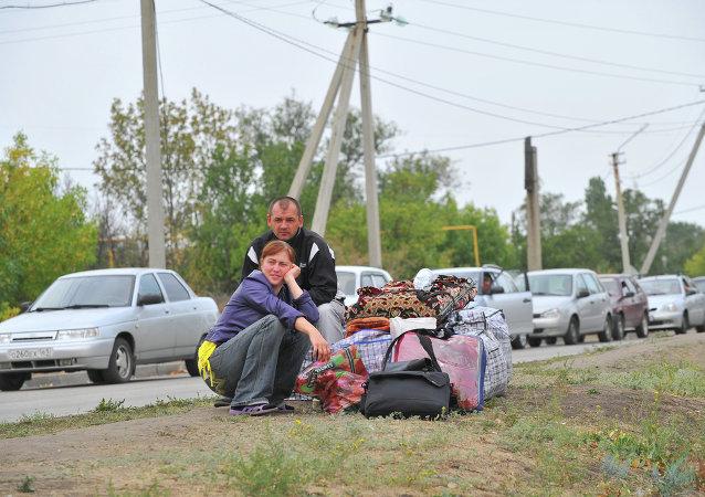 俄社会院:俄罗斯的仇视移民水平近3年来从76%降至66%