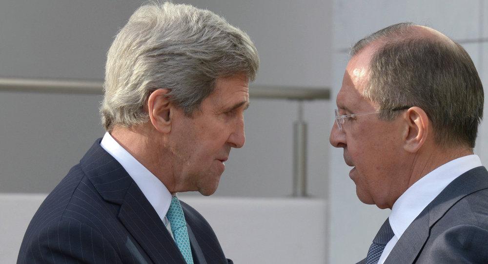 美國務院:克里擬於3月2日會見俄羅斯外長