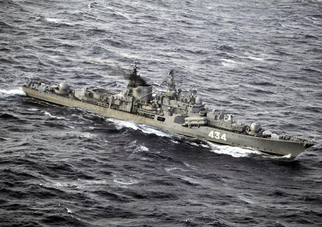 俄防长:俄希望加强与古巴在海军领域的合作