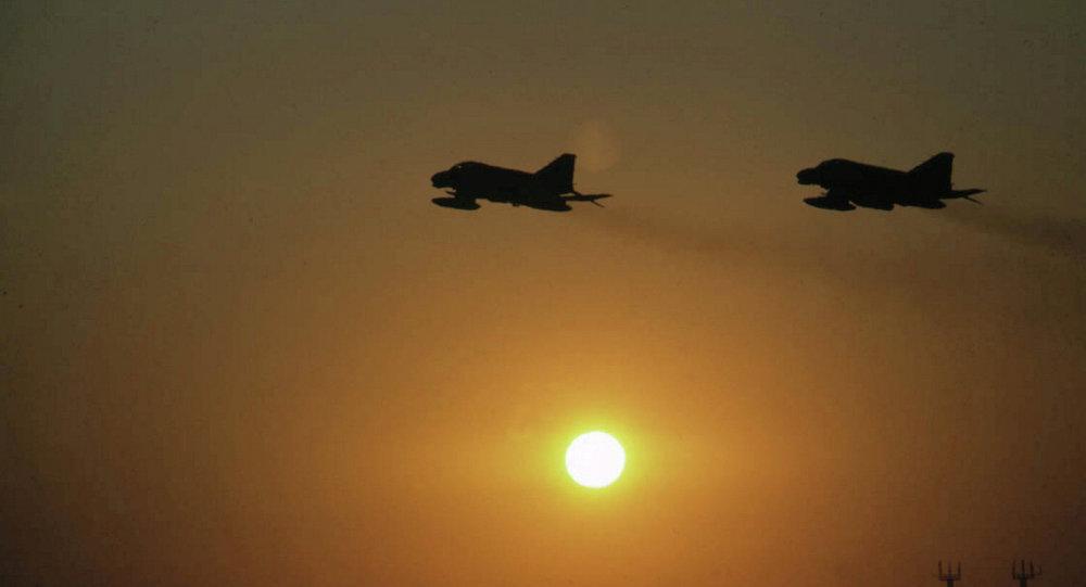 媒體:美聯盟殲擊機誤襲伊拉克民兵