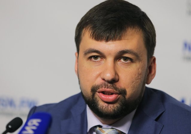 普希林:顿涅茨克与乌克兰代表可能在1月16日后会面
