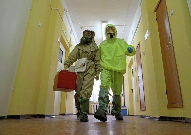 刚果埃博拉疫情已经导致49人死亡