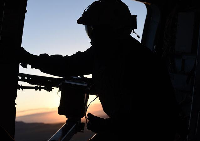 阿富汗前总统:若美意在阿反恐 则应与俄中印合作