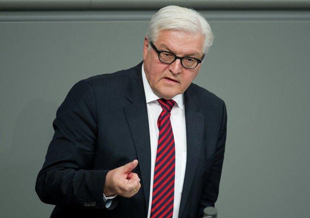 德国外长施泰因迈尔