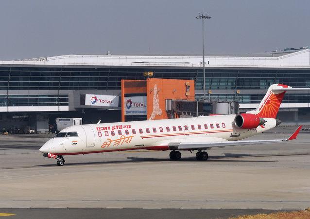 一架印度飞机因一名年轻乘客酒精中毒而在莫斯科迫降