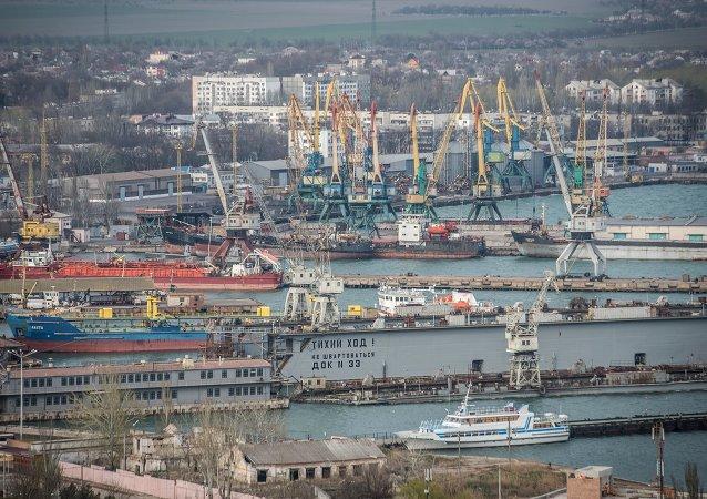 克里米亚欲吸引中国伙伴开发港口和海运