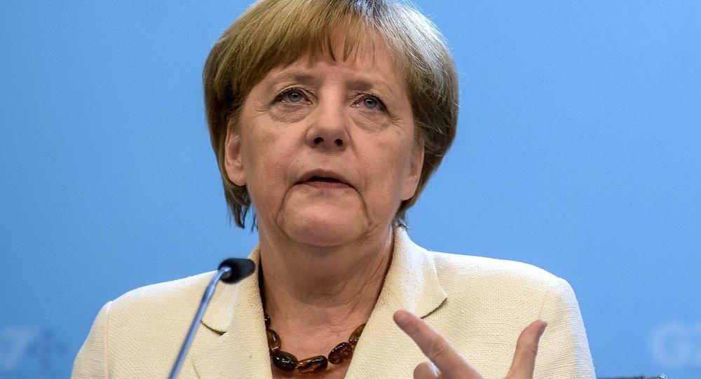 默克尔 - 德美将在政治解决叙利亚和利比亚问题上进行合作