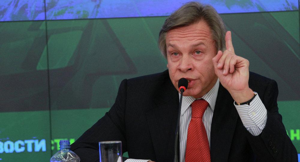 俄罗斯议员阿列克谢∙普什科夫