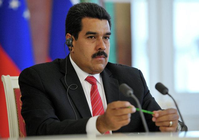 委內瑞拉總統尼古拉斯·馬杜羅