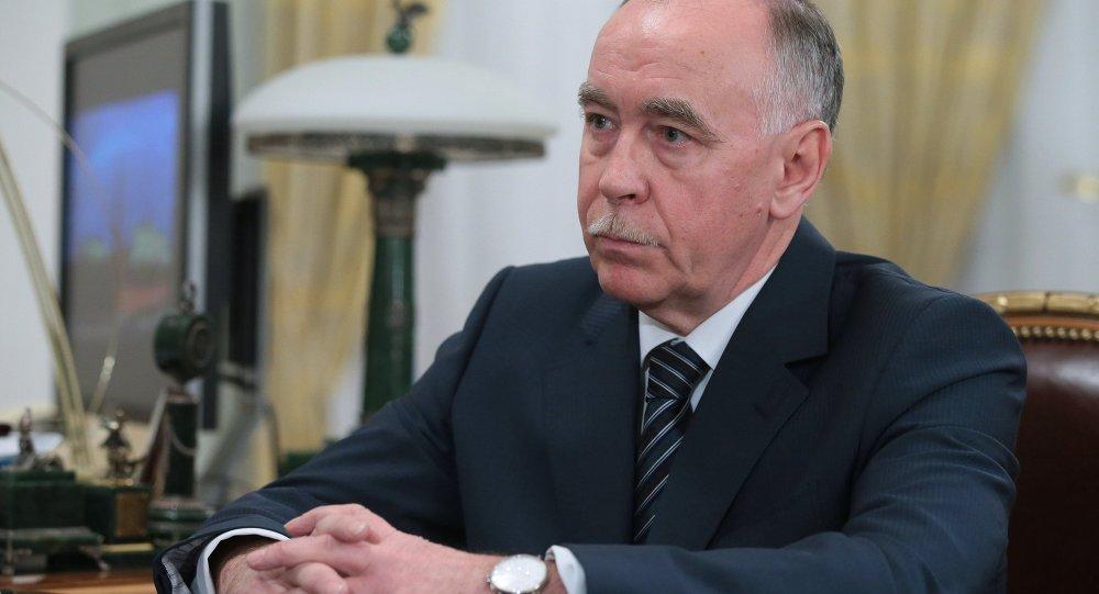 俄羅斯聯邦麻醉藥品與精神藥物流通監管總局局長維克托·伊萬諾夫