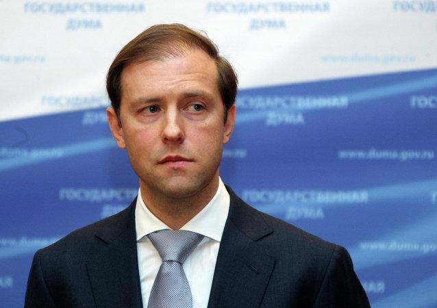 俄罗斯工业和贸易部长曼图罗夫