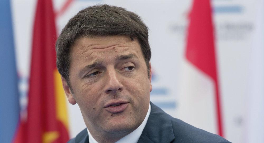 意大利總理支持建立歐盟統一情報機構