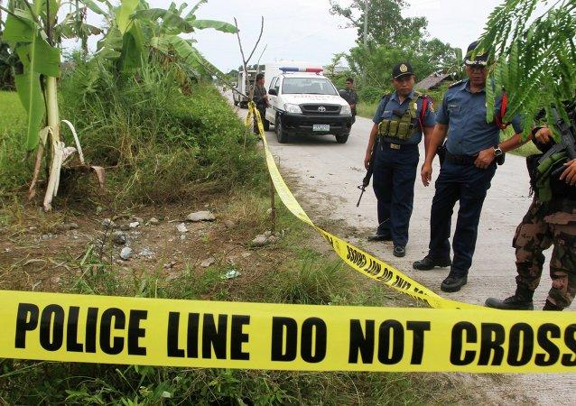 菲律宾爆炸造成10死60伤
