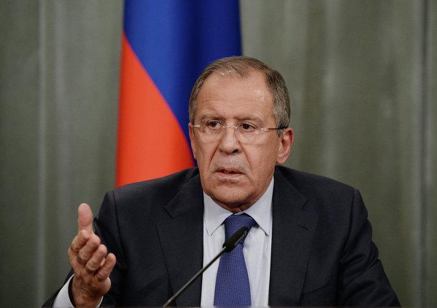 拉夫罗夫:伊核协议巩固核不扩散制度