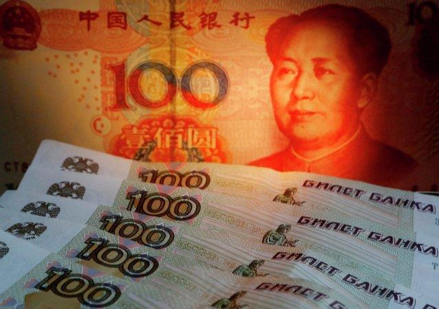 中国商务部:卢布汇率波动对俄中项目构成风险