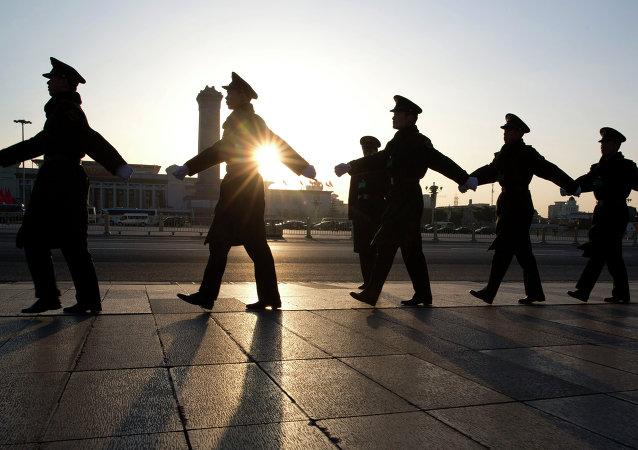 武警部隊根本職能屬性沒有發生變化