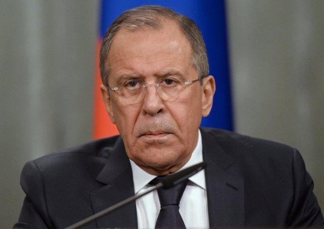俄外長:構建歐洲大西洋安全不可分割的安全體系想法仍然迫切