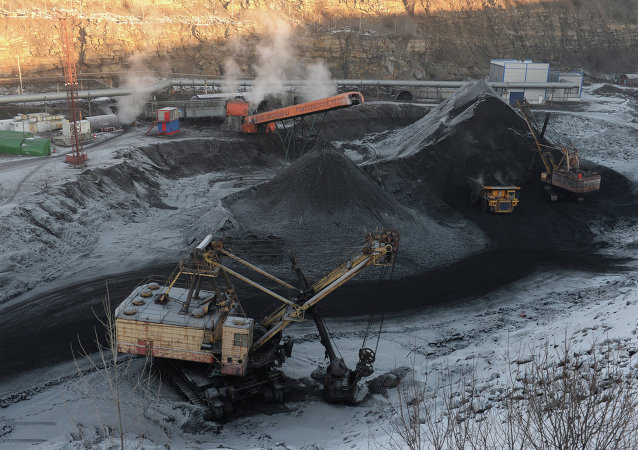 俄梅切尔公司将于一年内向冀东水泥出口300万吨动力煤