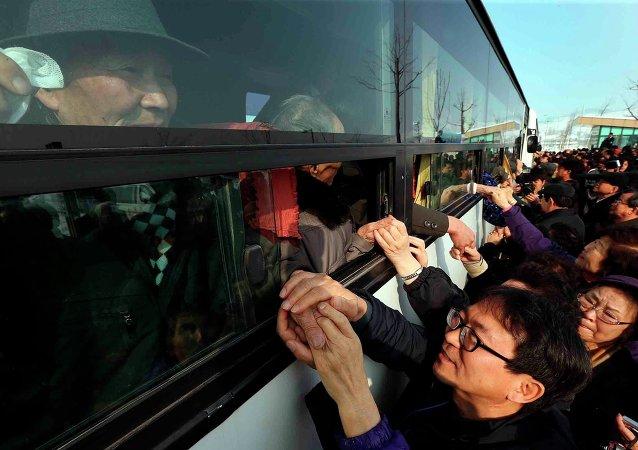 朝韩将于10月20日至26日在金刚山举行离散家属团聚活动