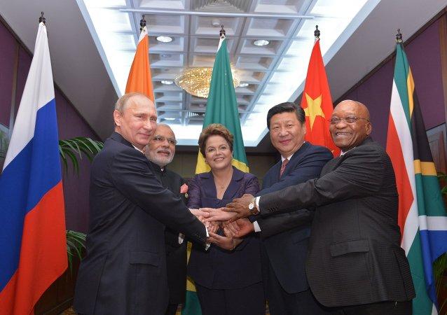 金磚國家發展戰略將在烏法峰會上面世