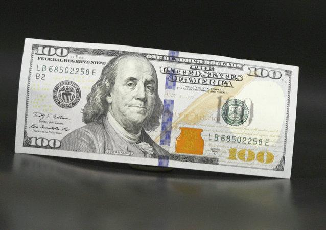 美國10月預算赤字為1365億美元 高於預期