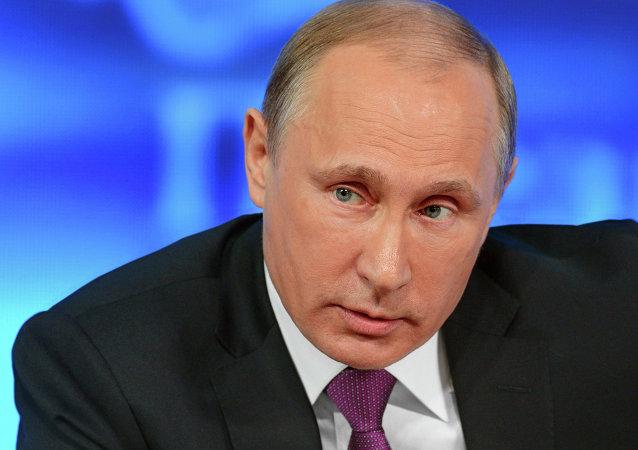 民调:超过80%俄公民表示赞同普京工作