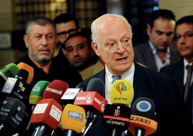 伊朗和沙特之間的衝突不會影響敘利亞問題談判