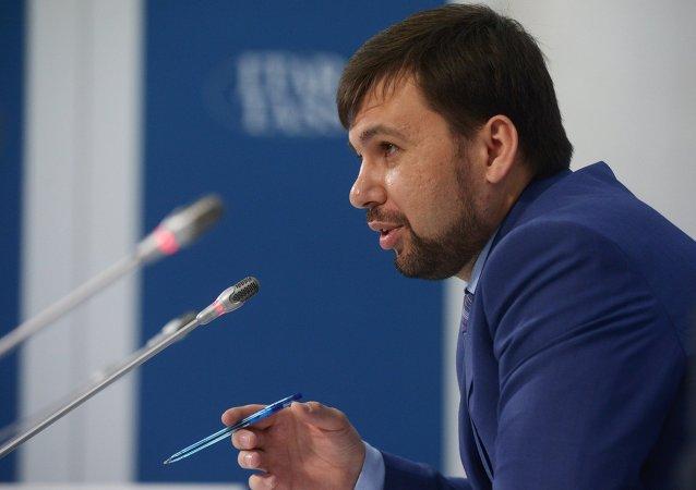 普希林:聯絡組內建立負責監督俄烏邊境第五分組沒有必要