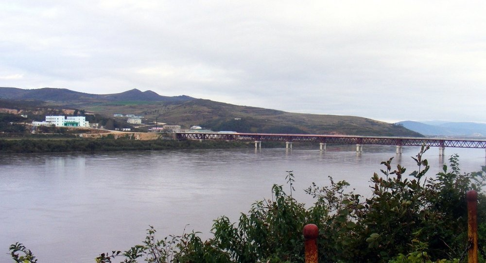 圖曼納亞河(圖們江)