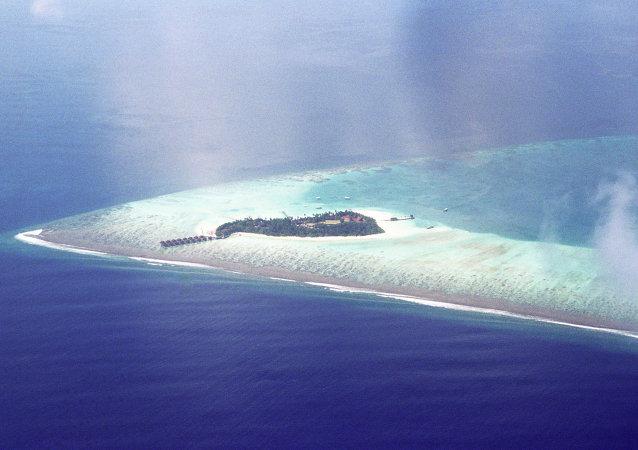 媒體:馬爾代夫或將某環礁出租給沙特99年