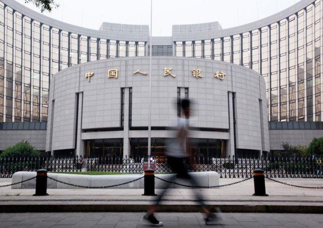 中國央行專家調整2015年經濟增長率預測 呈增長趨勢