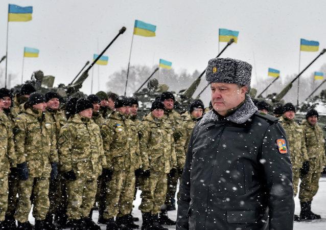 乌总统签署了建立乌克兰-波兰-立陶宛联军的法令