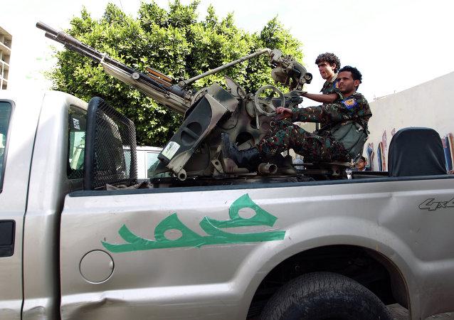也門發生國家政變