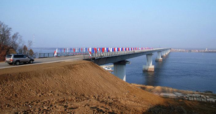 俄行政長官:開發大烏蘇里島是俄中地區間合作的一個重大項目
