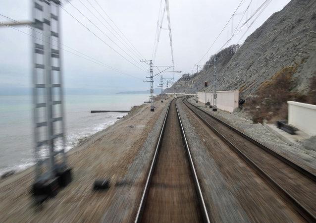 普京:俄羅斯願意與韓朝兩國共同實施鐵路項目