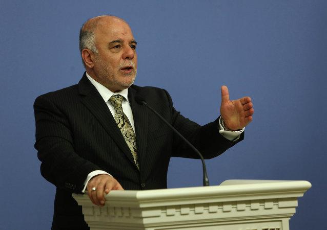 伊拉克總理海德爾•阿巴迪