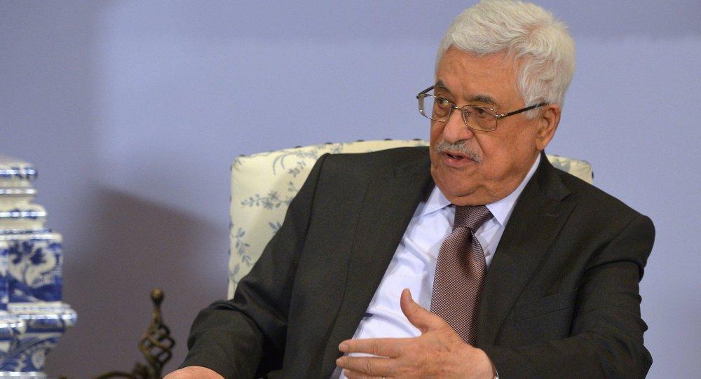 巴勒斯坦民族權力機構主席阿巴斯