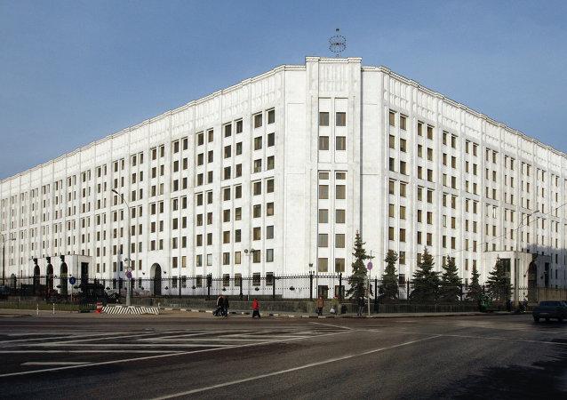 俄國防部向伊爾庫茨克州增派滅火設備