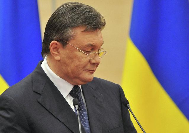 乌前总统:解决顿巴斯自治权的问题需要举行全民公投