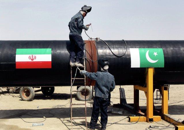 巴基斯坦天然气管道