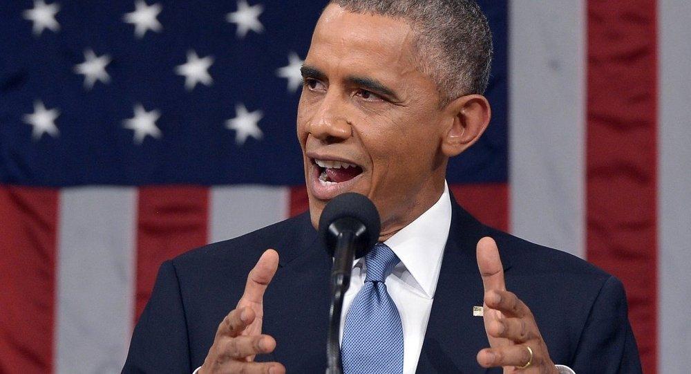 奥巴马:美国种族主义顽疾尚未治愈