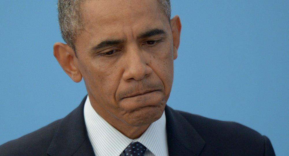 媒体:美国记者称普京挑战美国领导地位令奥巴马恼羞成怒