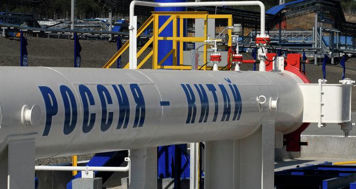 2018年前8個月俄對華原油供應量增加30.4%
