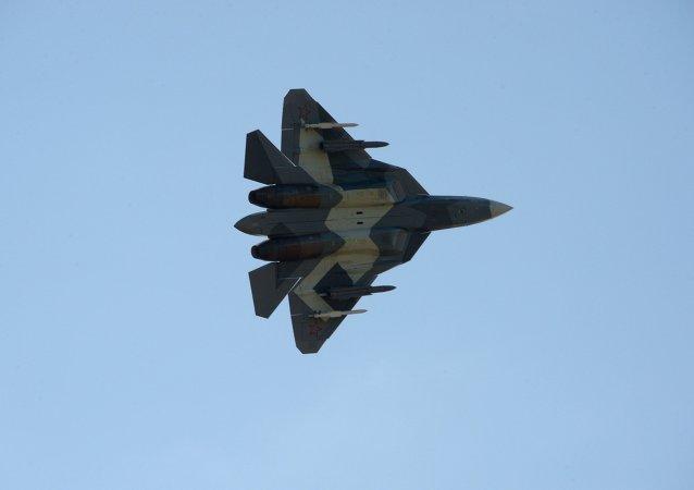 俄空天軍總司令:應在2017年開始系列生產第五代戰鬥機